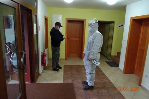 Výsledky skríningového testovanie vobci Lietavská Svinná - Babkov